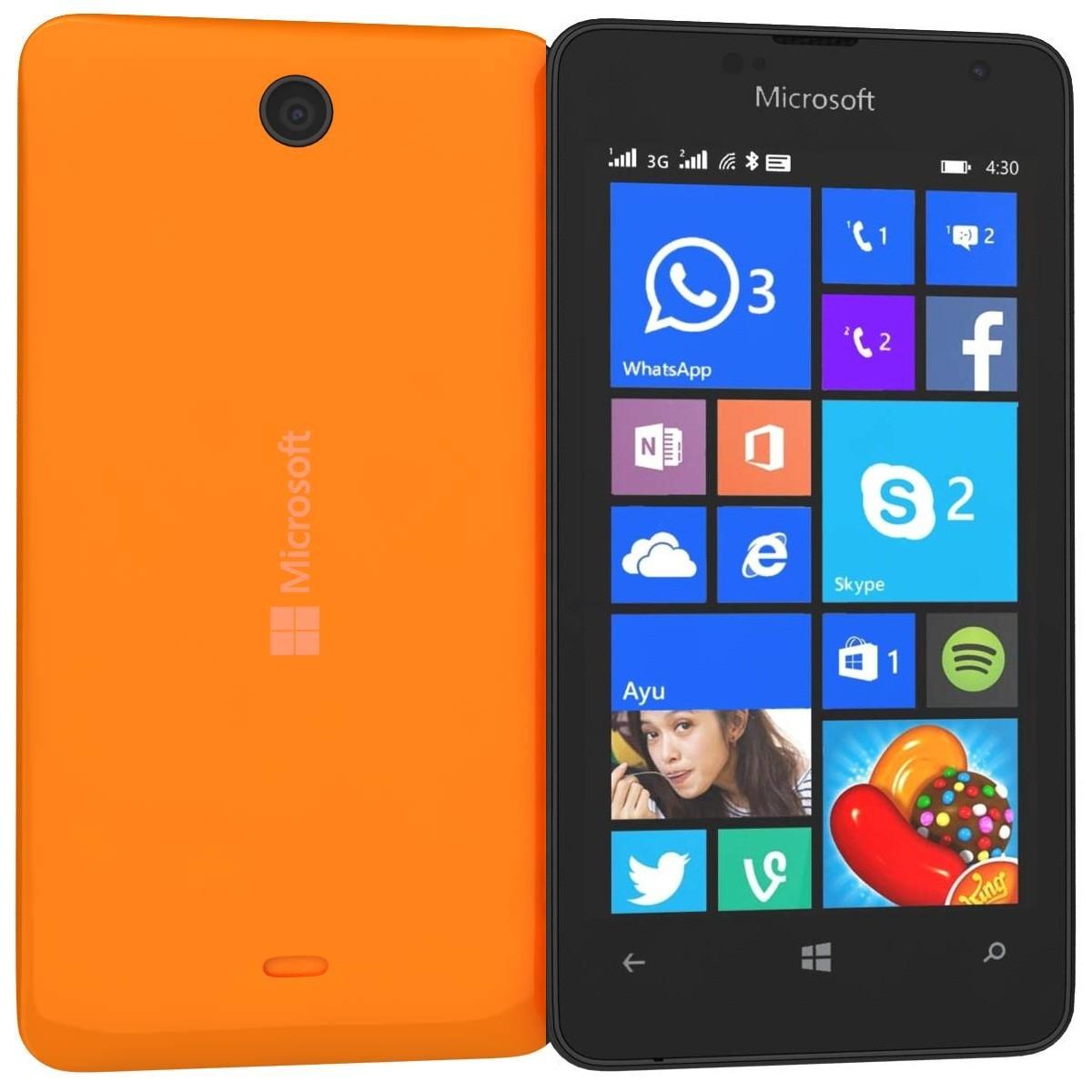Рис. 21. MS Lumia 430