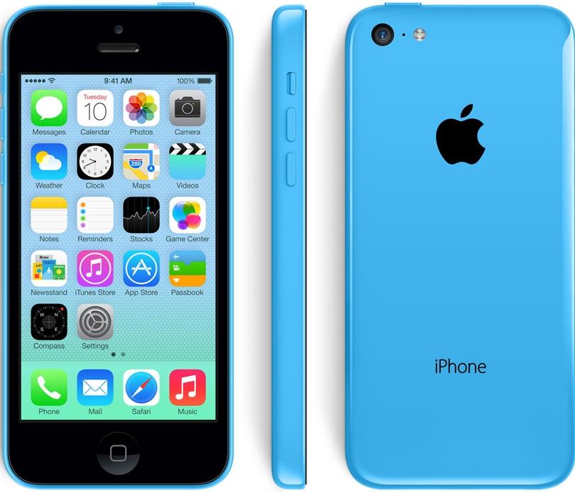 Рис. 26. iPhone 5c