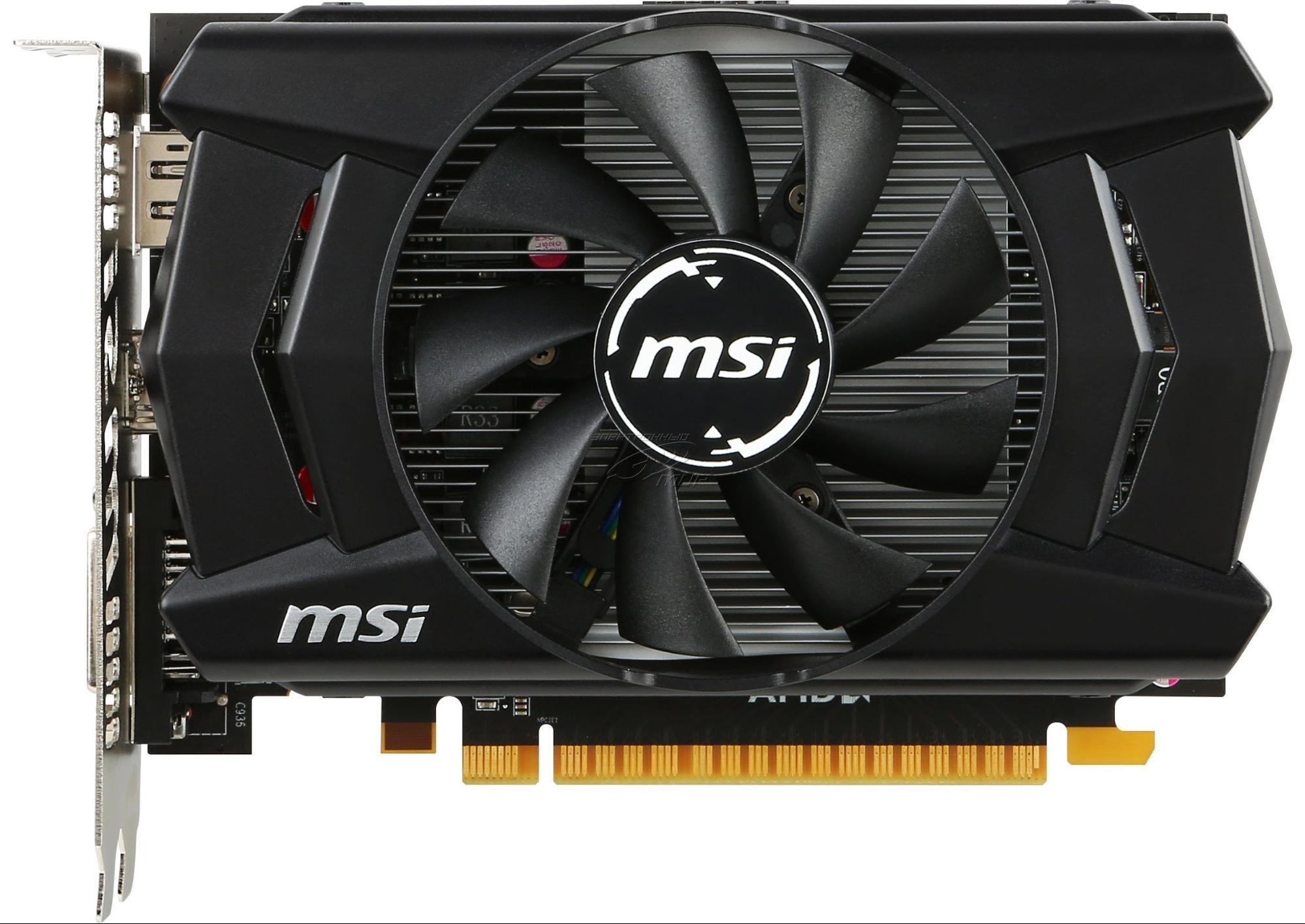 Рис.2. Выгодная покупка – MSI Radeon R7 360 OC