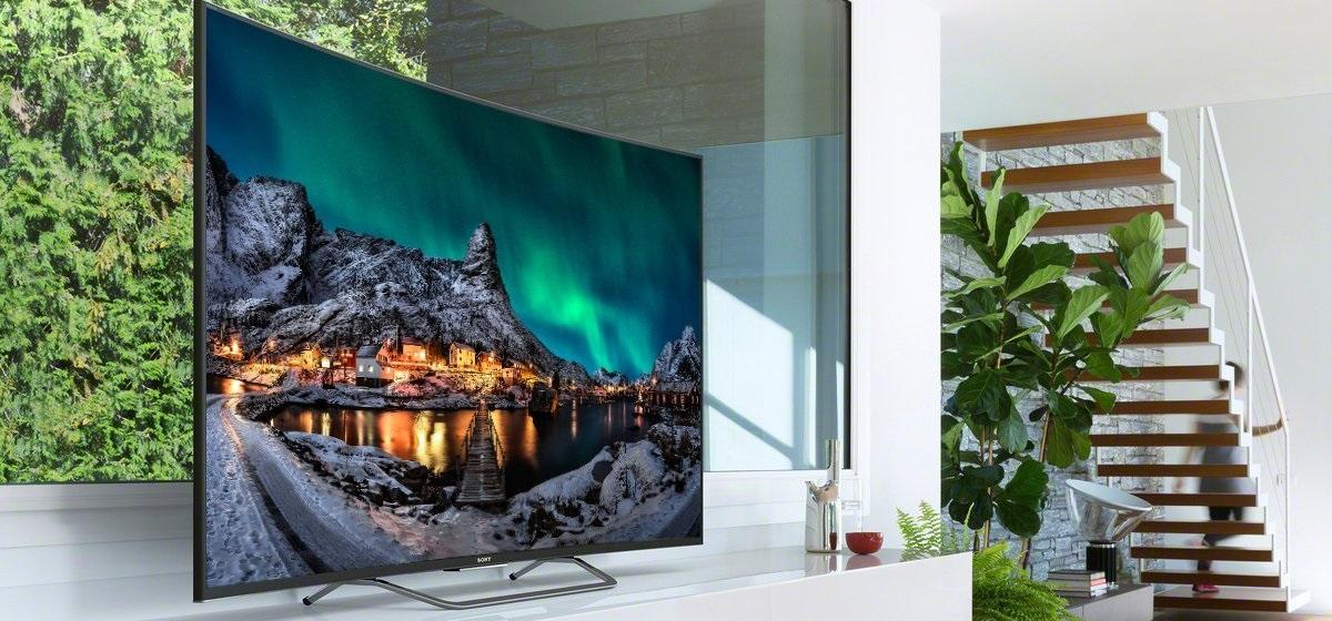 Рис.3. Телевизор Sony KD-65S8505C – техника, заменяющая домашний кинотеатр