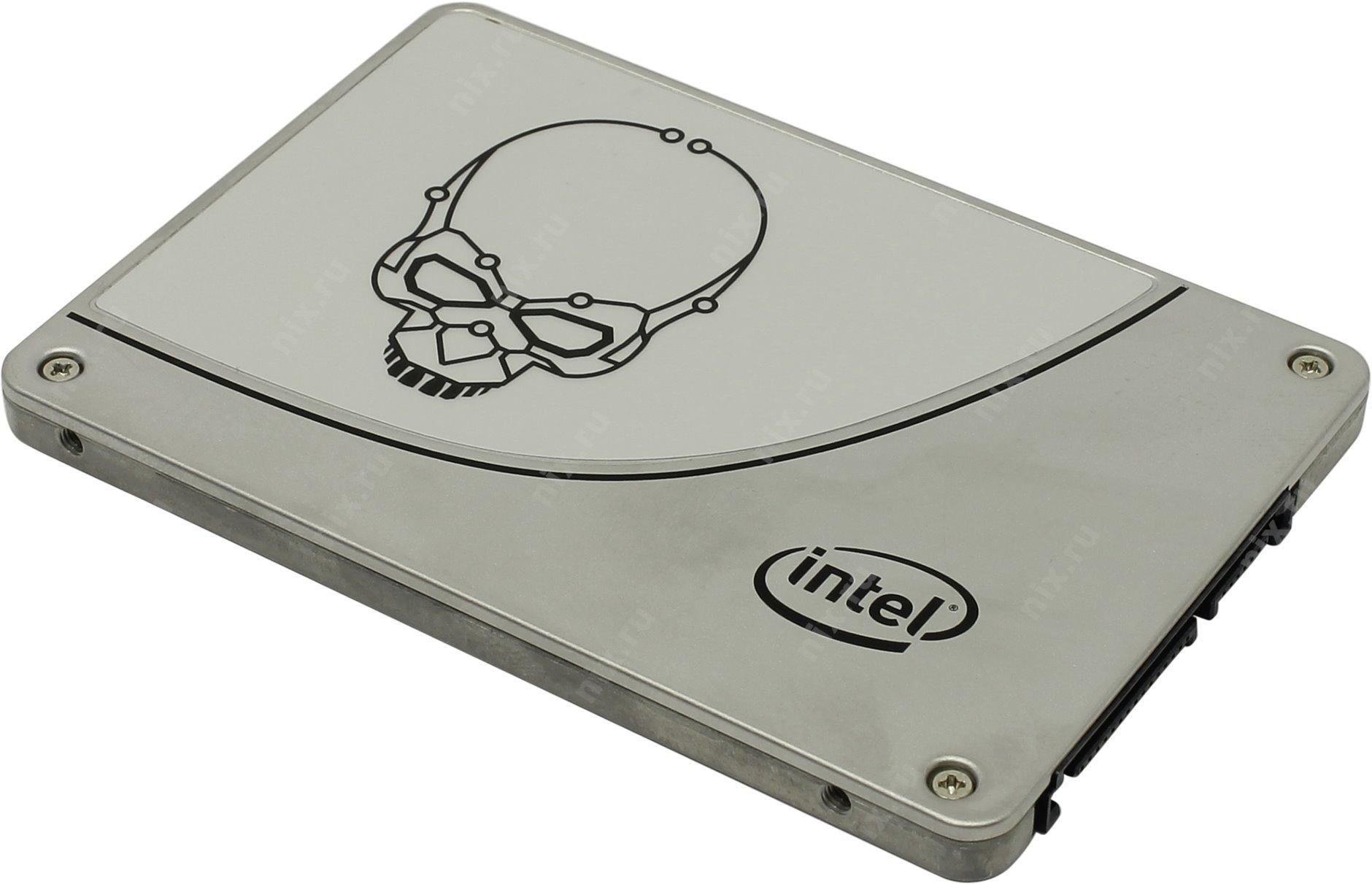 Рис.5. Надёжная модель от Intel