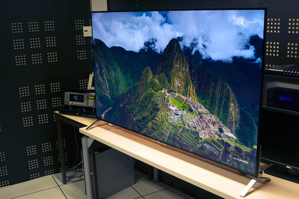 Рис.7. Отличный телевизор для просмотра 3D видео и изображений