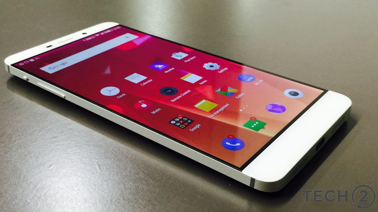 Рис.9. LeEco (LeTV) Max X900 – неплохая попытка конкуренции с iPhone