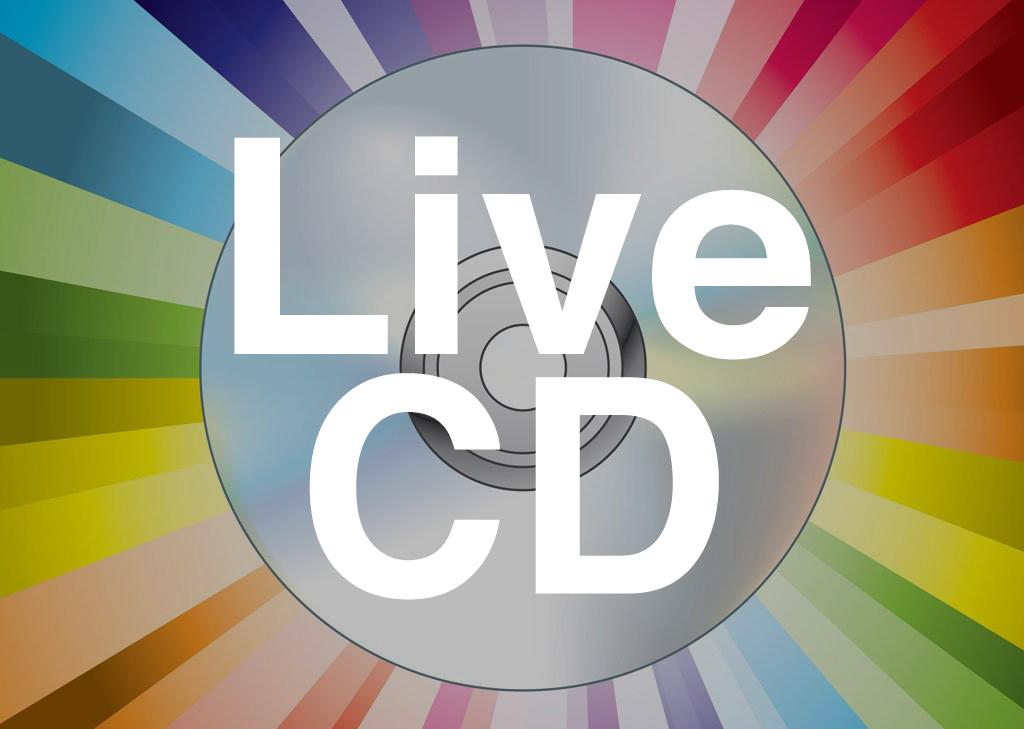 записать LiveCD на флешку