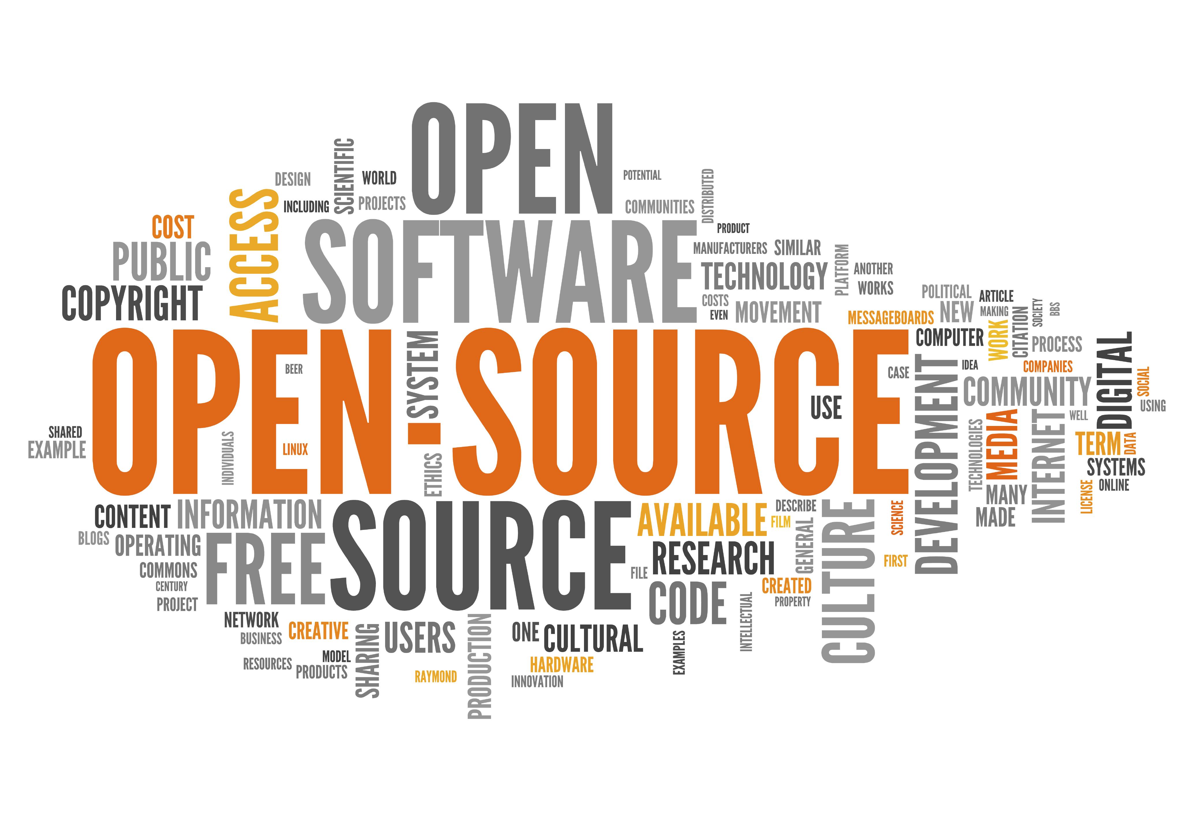 программное обеспечение Open Source