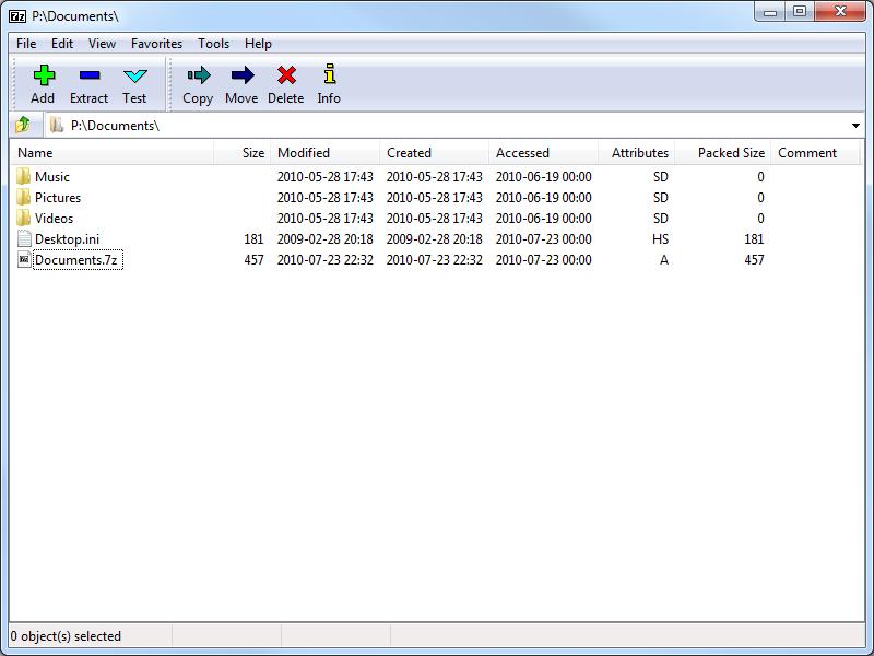 Программу для открытия файлов rar на windows 7