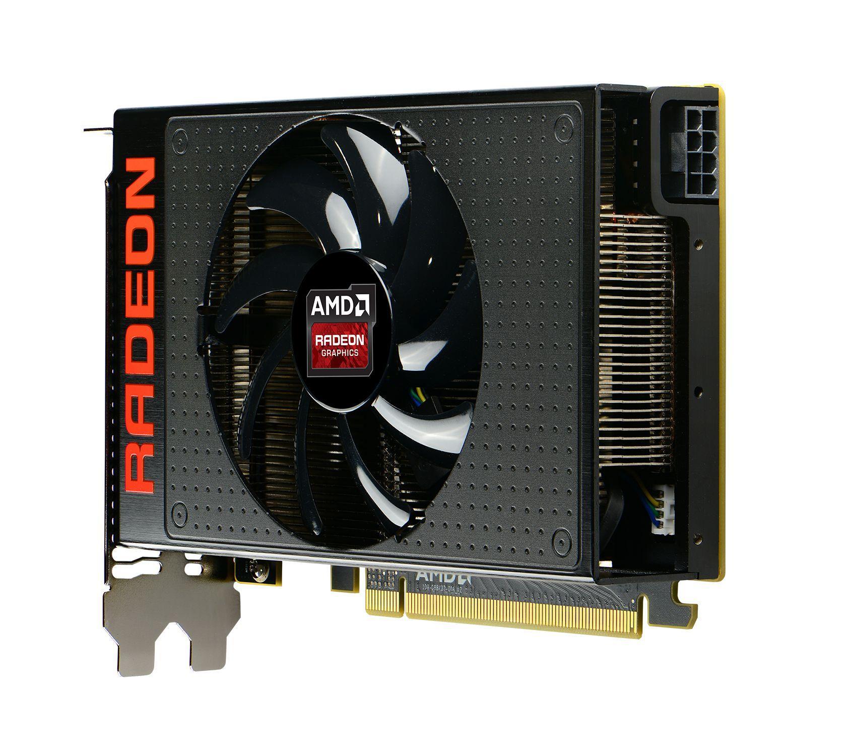 Рис. №3. Radeon R9 Nano