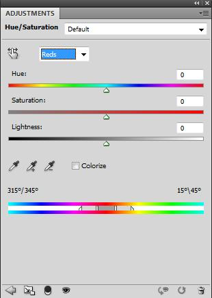Рис. 9 – окно регулировки параметров