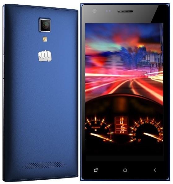 Micromax Canvas Xpress 4G Q413 №1
