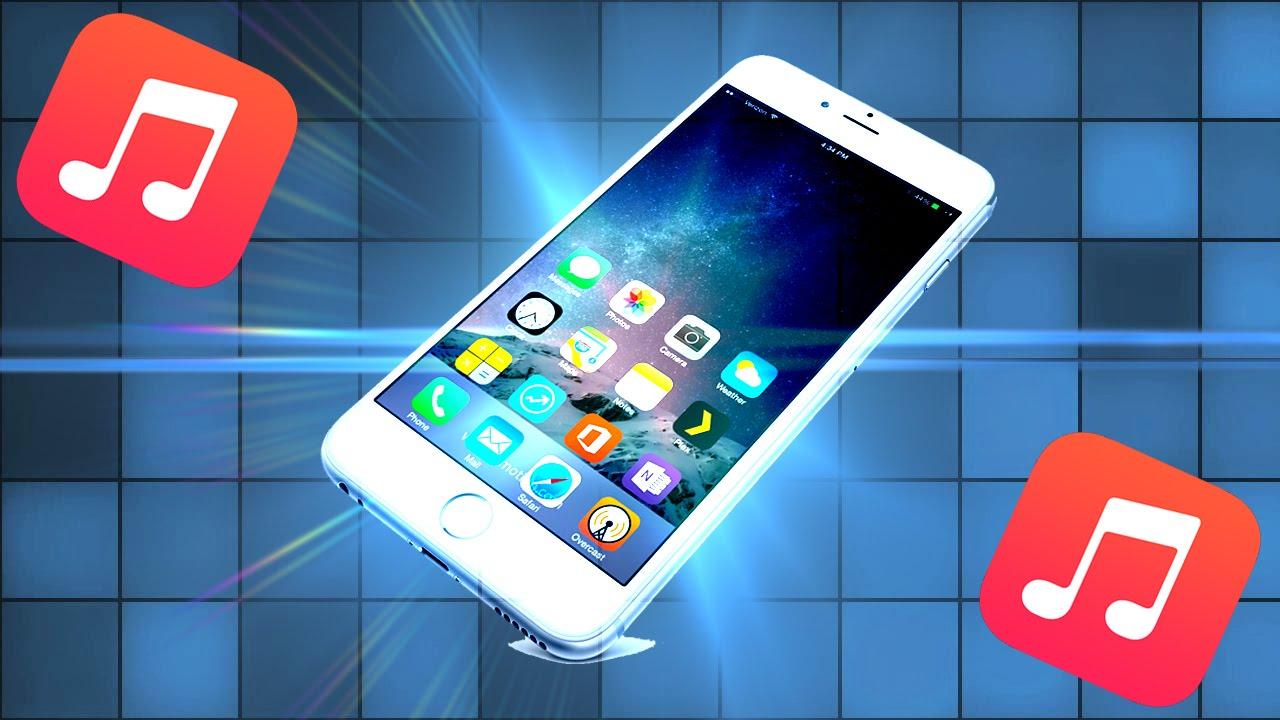 Новогодние рингтоны для iphone m4r скачать бесплатно