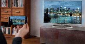 Как смотреть фильмы через телефон на телевизоре