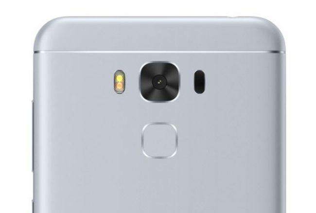 Камера Asus Zenfone 3 Max