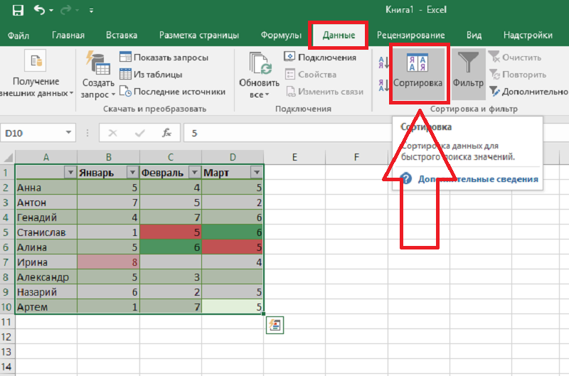 Эксель (Excel) для чайников