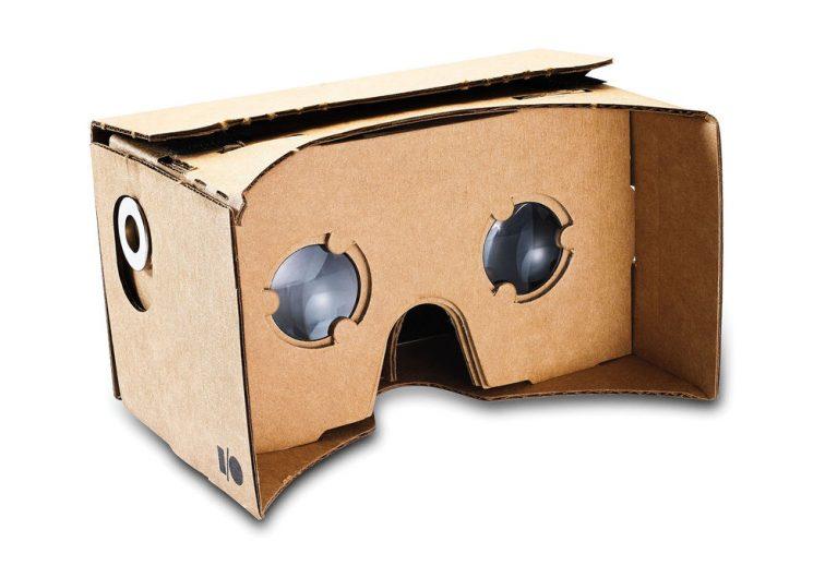 Очки виртуальной реальности своими руками для компьютера 77