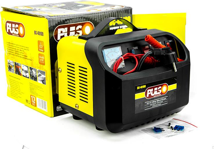 Лучшее зарядное устройство для автомобильного аккумулятора