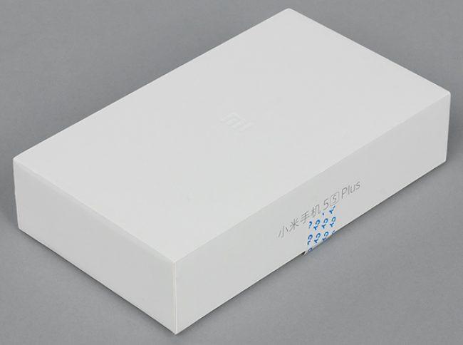 Комплектация Xiaomi Mi 5s Plus