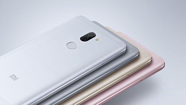 Особенности дизайна Xiaomi Mi 5s Plus
