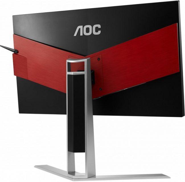 Задняя панель AOC AGON AG271QX