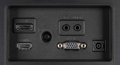 Порты Samsung S27D590CS