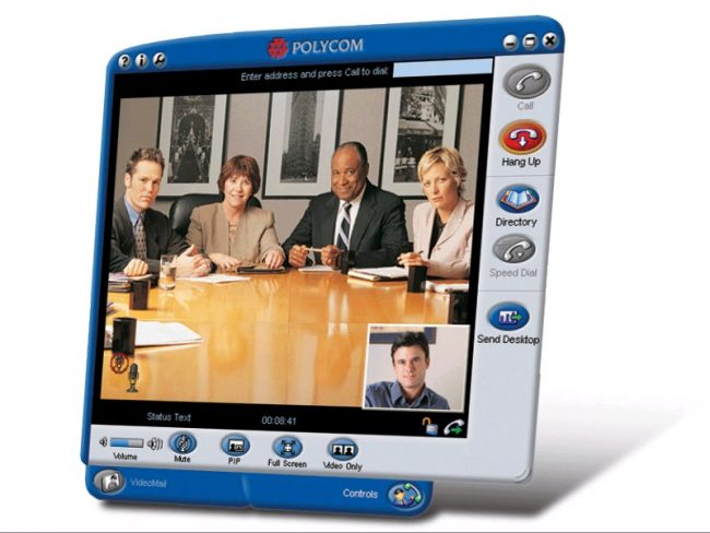 Монитор Polycom V700