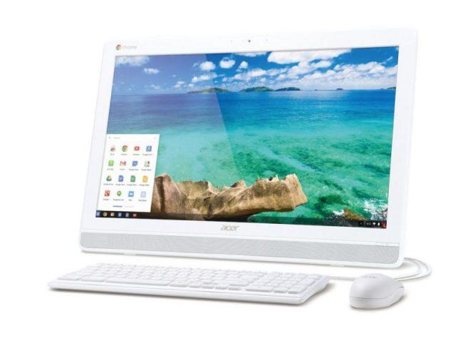 Монитор с веб-камерой Acer Chromebase