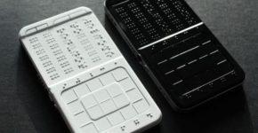 Обзор телефонов для слабовидящих