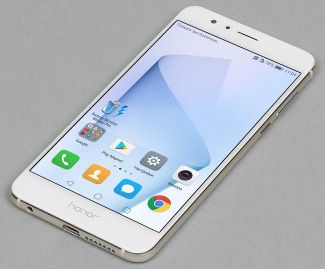 Внешний вид Huawei Honor 8
