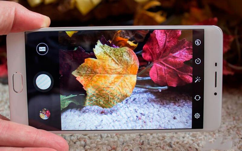 Камеры Meizu M3 Max