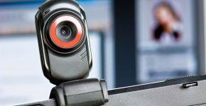 Перевернутое изображение веб-камеры