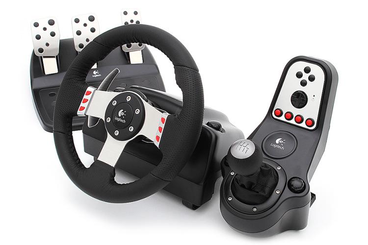 Игры для руля с педалями на компьютер