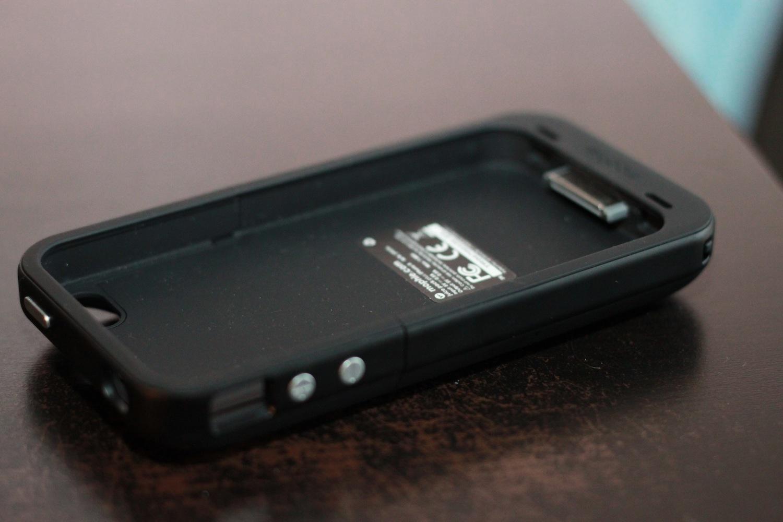 Чехол зарядка на айфон