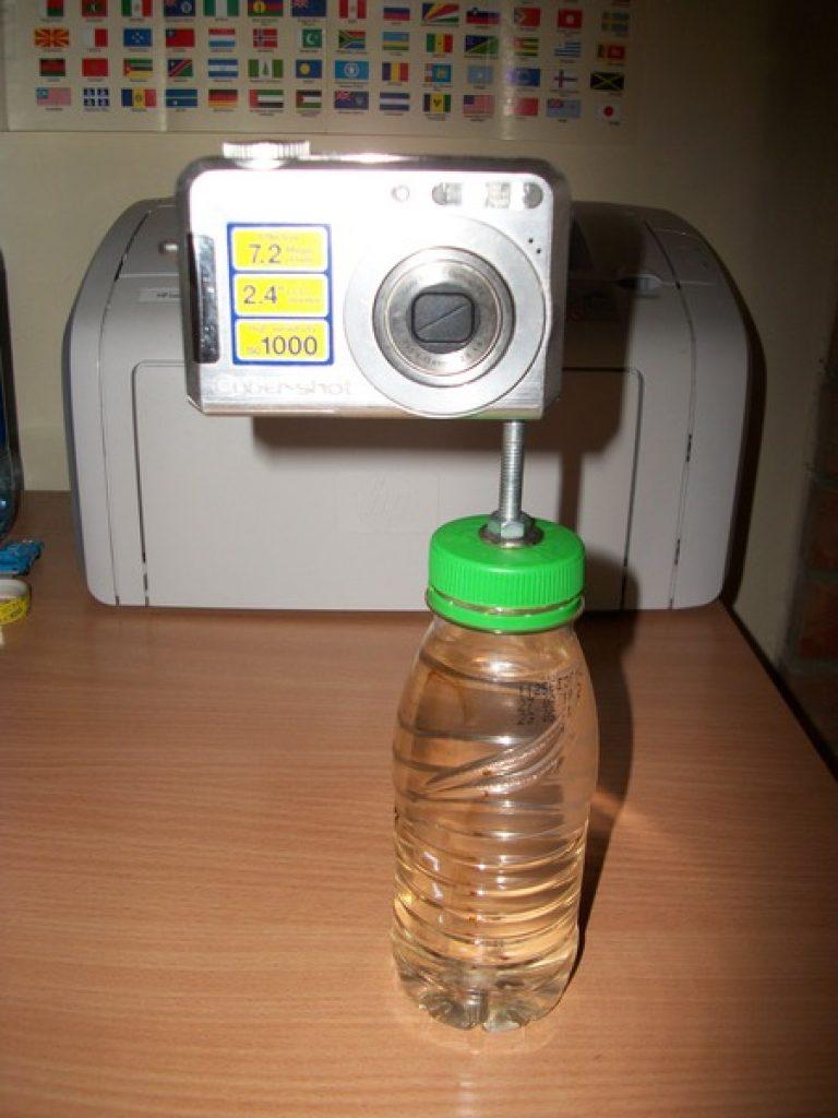 Как сделать для фотоаппарата своими руками 615