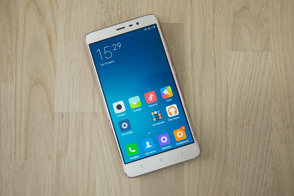 Обзор Redmi Note 3 Pro