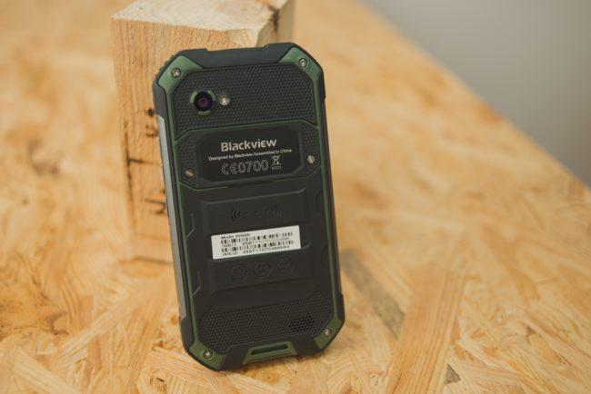 Плюсы Blackview BV6000