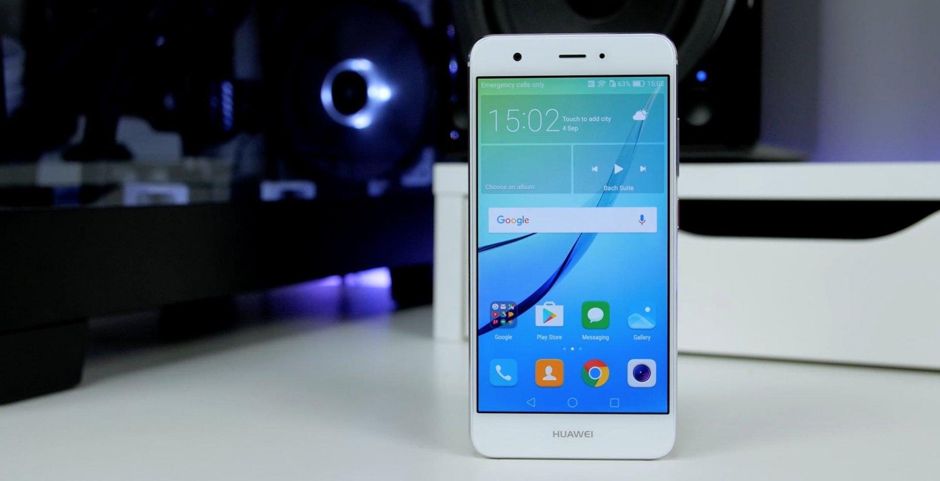 Обзор Huawei Nova