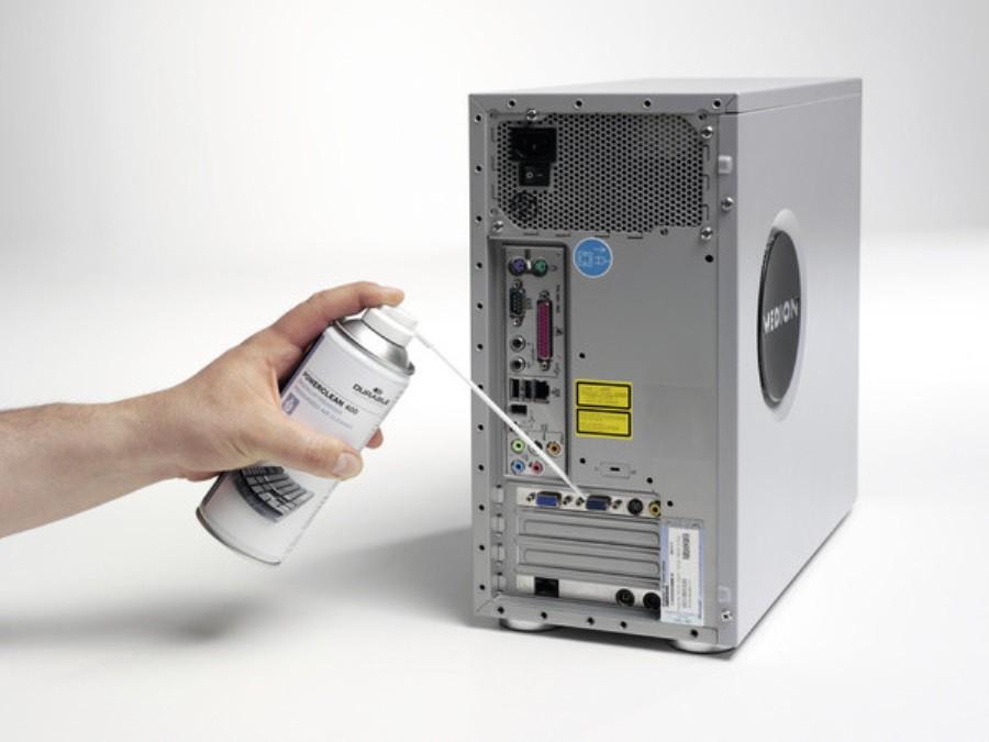 Сжатый воздух в баллончиках для компьютера