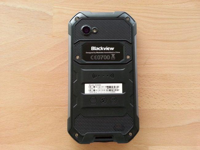 Камера Blackview BV6000