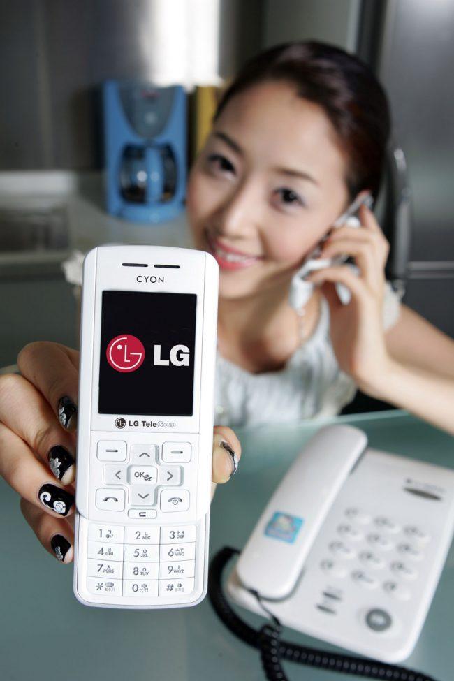 Обзор LG LF1300