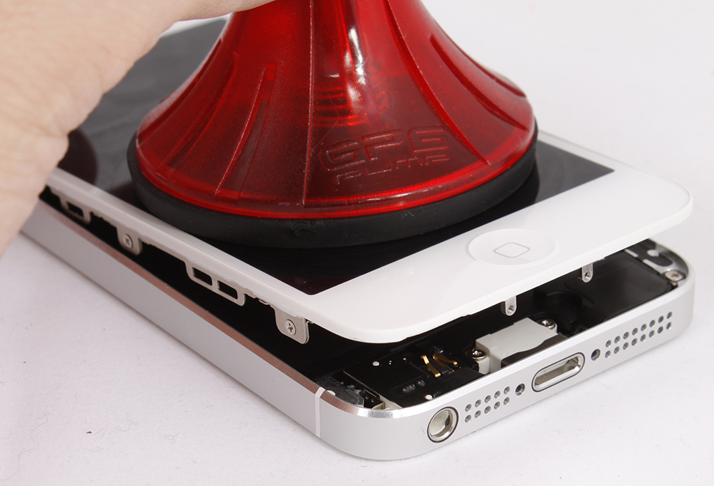 индикатор зарядки айфона