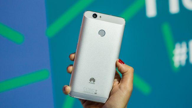 Камера Huawei Nova