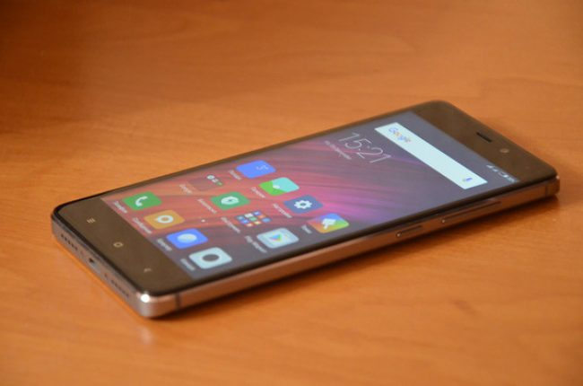 Экран Xiaomi Redmi 4 Prime
