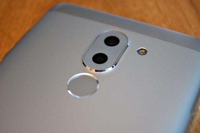 Сканер Huawei Honor 6X