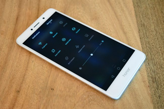 Внешний вид Huawei Honor 6X