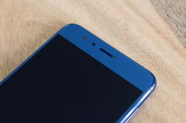 Экран Huawei Honor 8 Lite защищен