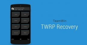 как установить twrp recovery