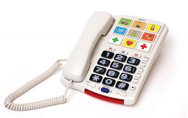 Телефон Слух TA-537