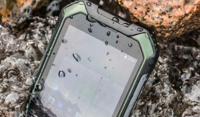 Экран Blackview BV6000