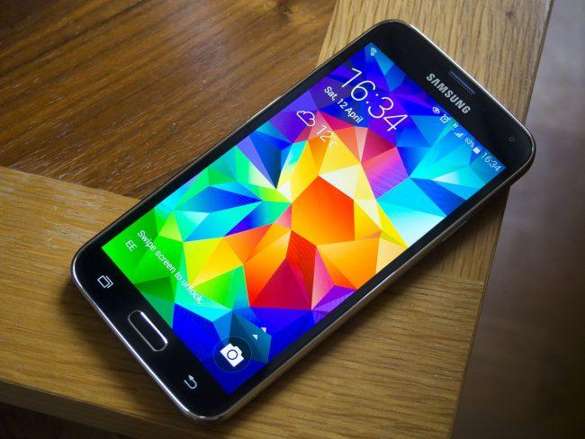 Экран Samsung Galaxy S5