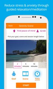 Приложения для медитации Андроид