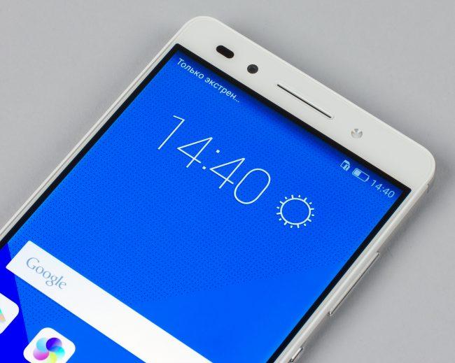 Сканер Huawei Honor 7